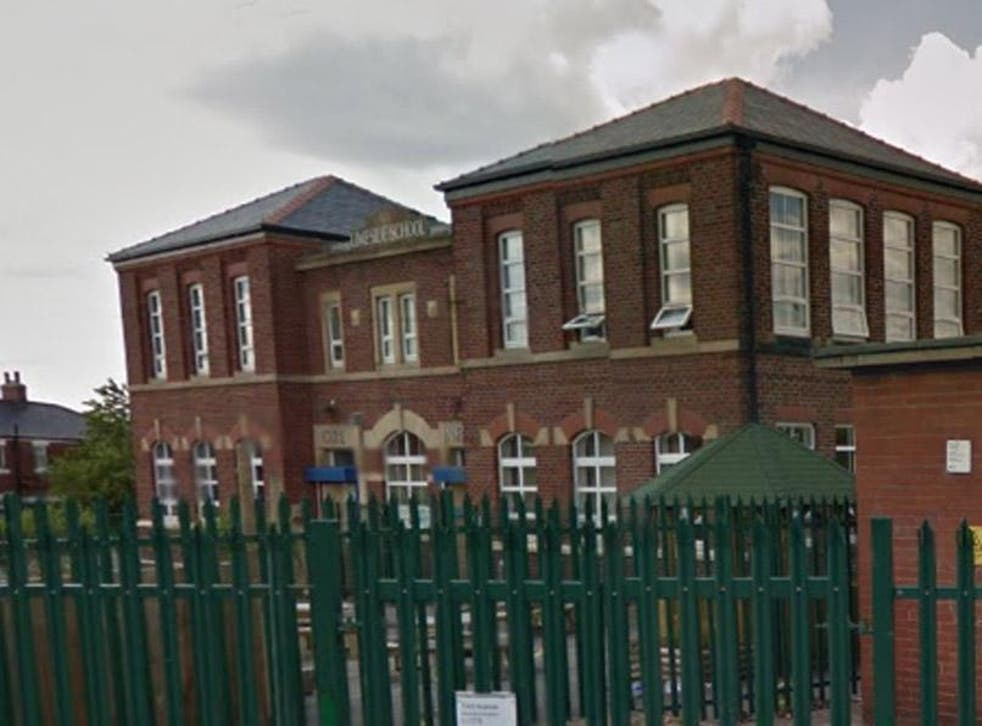 Parents of children at Oasis Academy Limeside have described the threat as 'ridiculous'