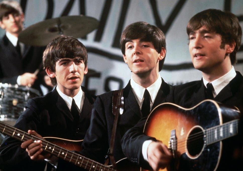 Beatles first top 20 single dating