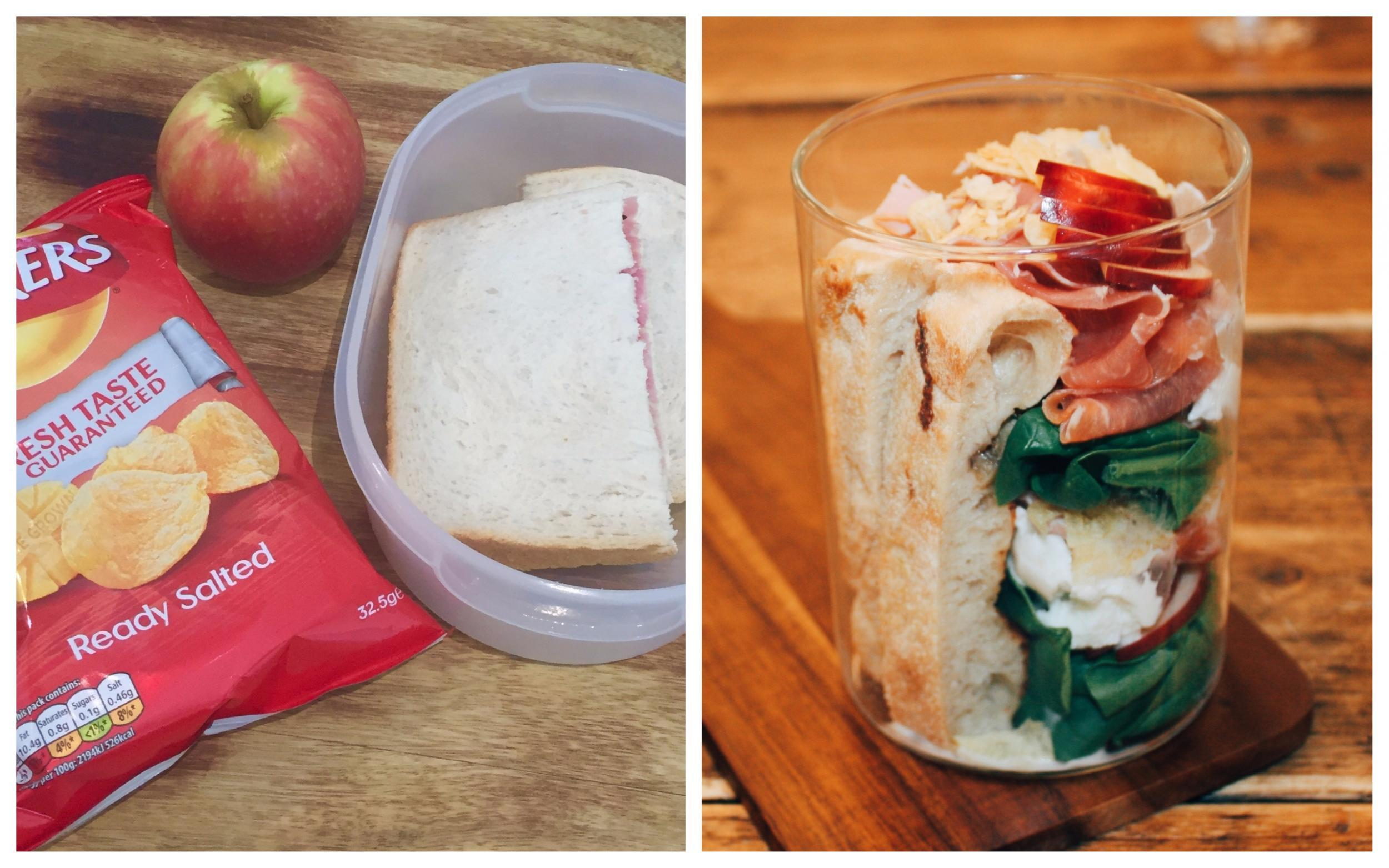 How To Make Your Packed Lunch Look And Taste Amazing According A Bring Own Set Tupperware Food Stylist The Independent