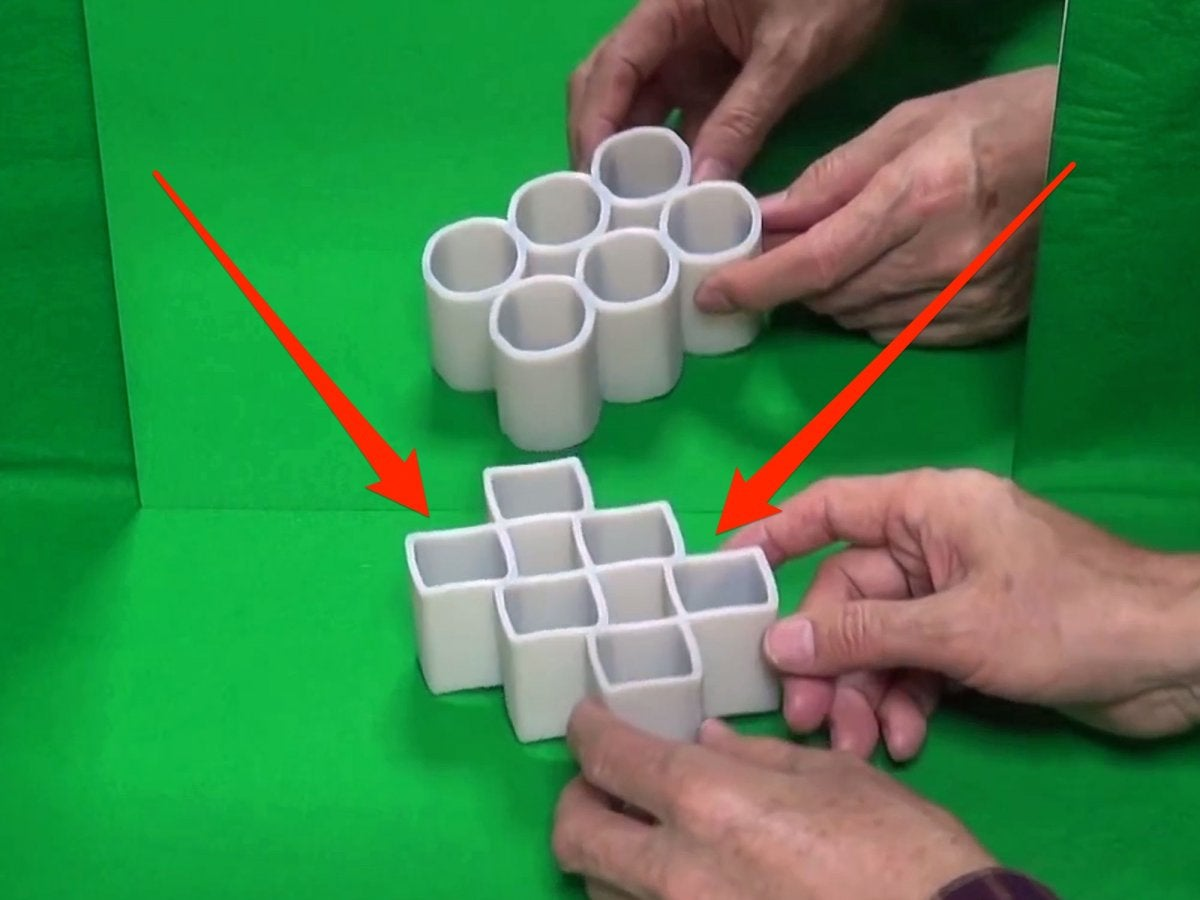 The 12 best optical illusions that went viral and stumped