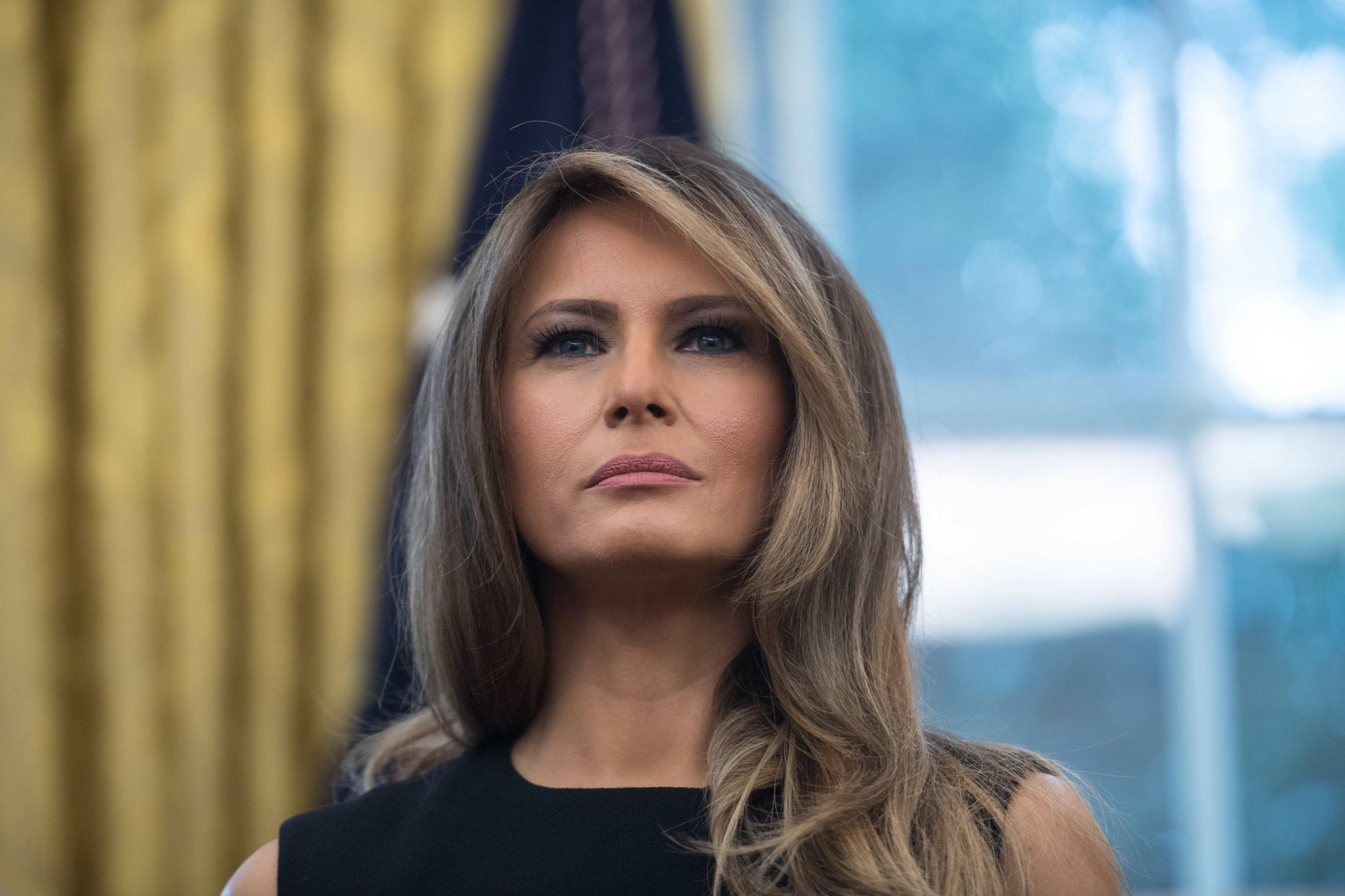Ivana Trump's 'First Lady' remark shines spotlight on Melania's low key  approach to public role | The Independent