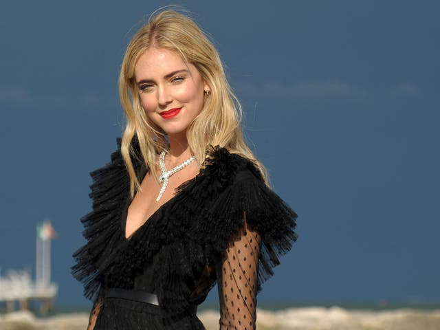 With 10.3 million Instagram followers, her own fashion line and being featured on the Forbes list twice, we best get use to seeing Chiara Ferragni's face on front row seats