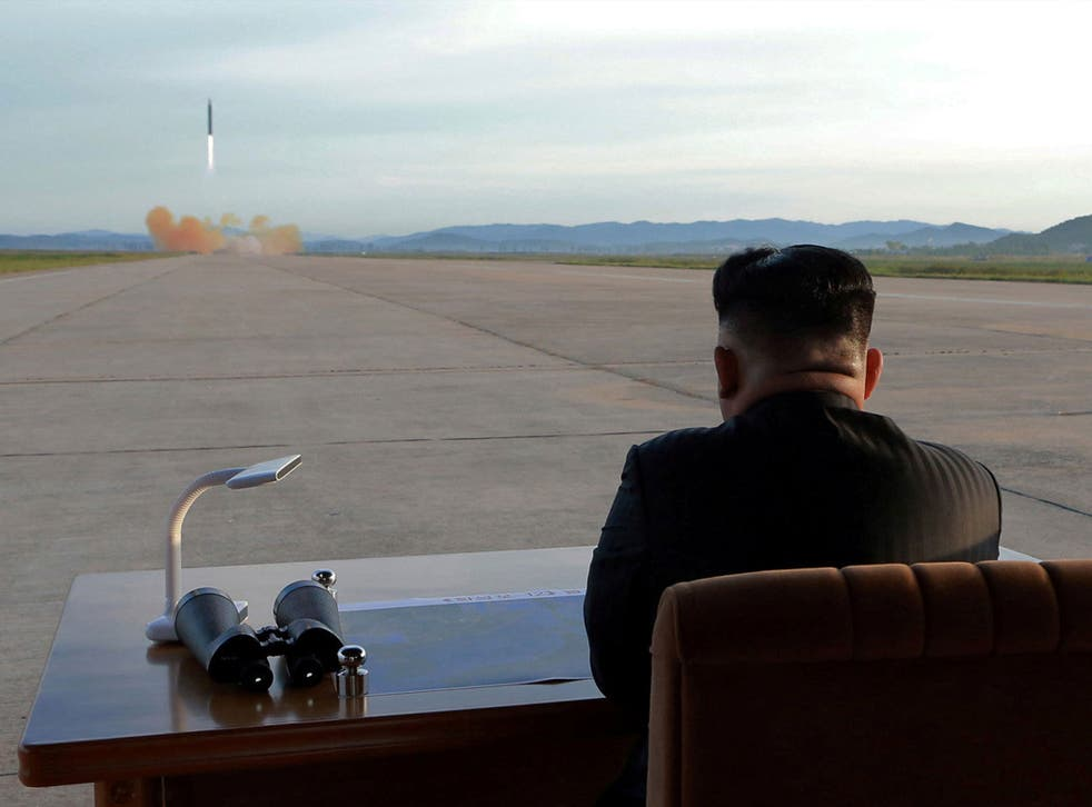 The international community has tightened sanctions in the wake of repeated missile launched by North Korea