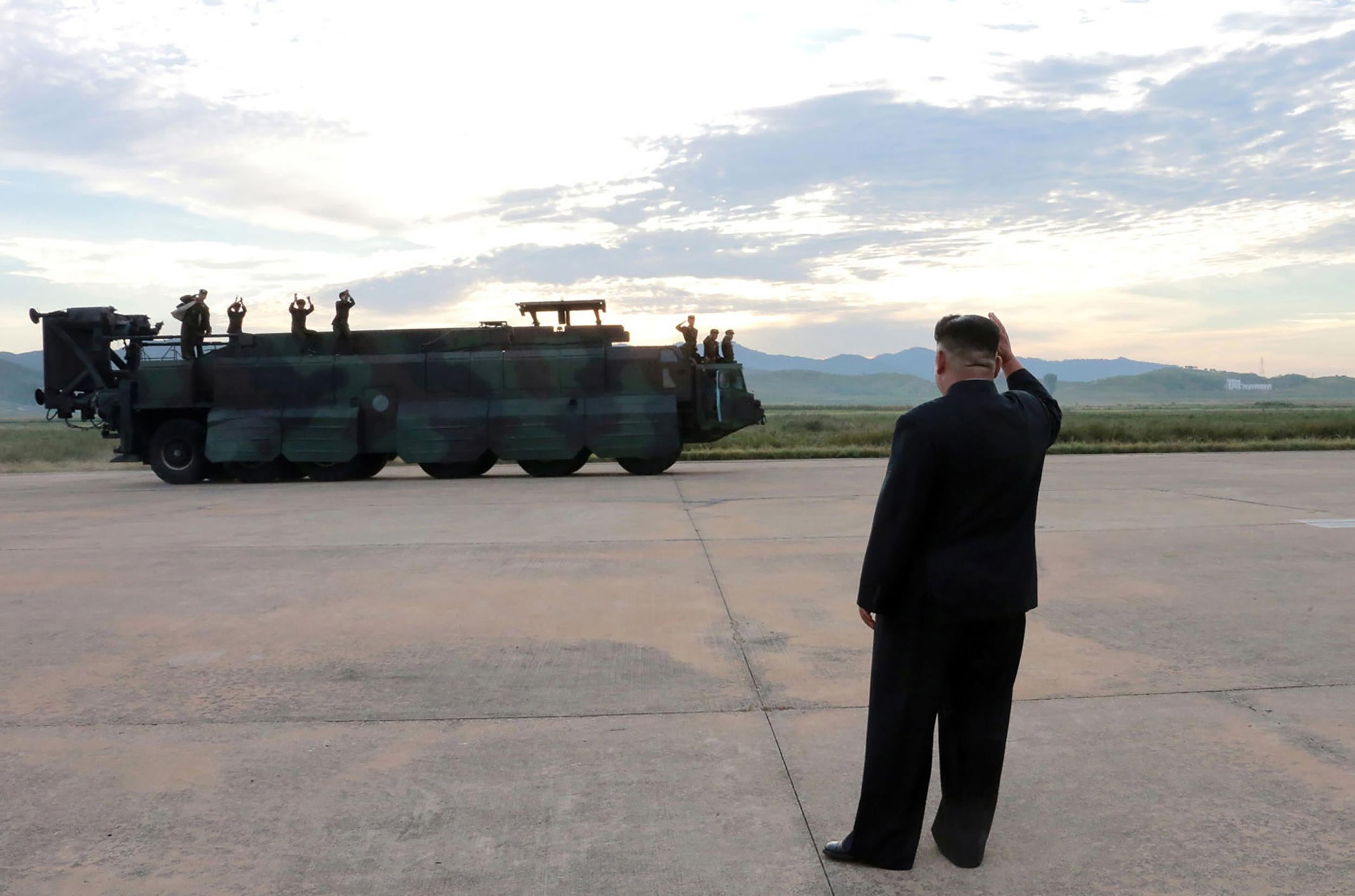 If Kim Jong-un dies don't ask me about it, CIA chief says