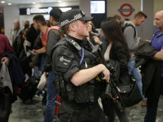 London attack: Parsons Green bomb contained 'mother of Satan