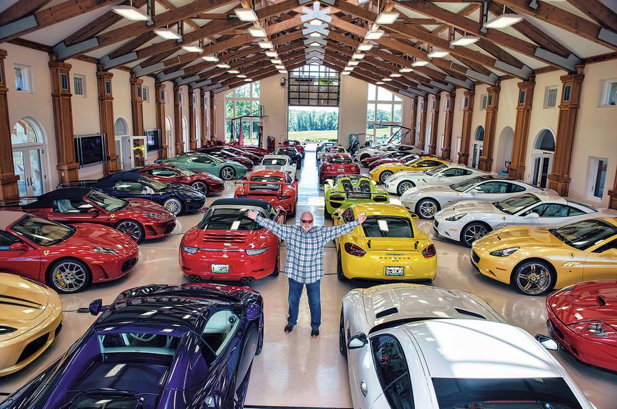 A Look Inside The Car Collection Of Michael Fux The