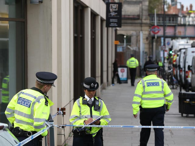 Police are still investigating the Parsons Green tube bombing