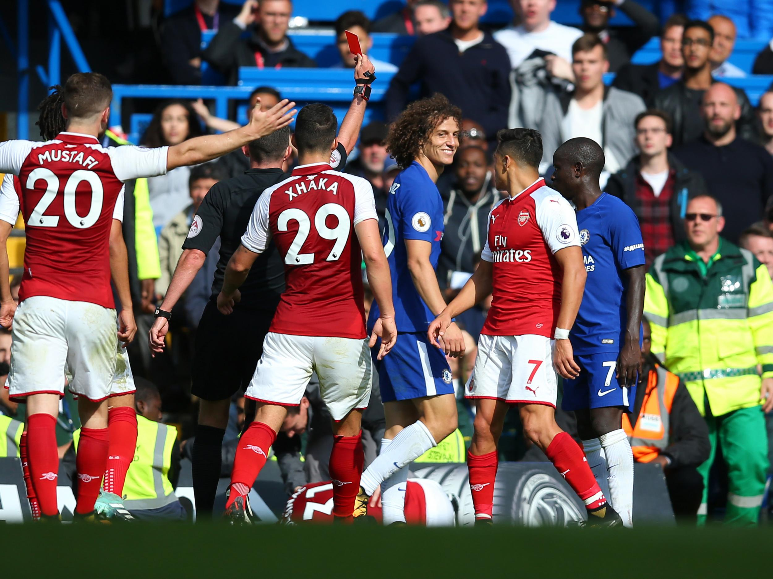 Welcome World League Of Beauty And Fashion Official Web: Chelsea Vs Arsenal: Five Things We Learned As Gunners And