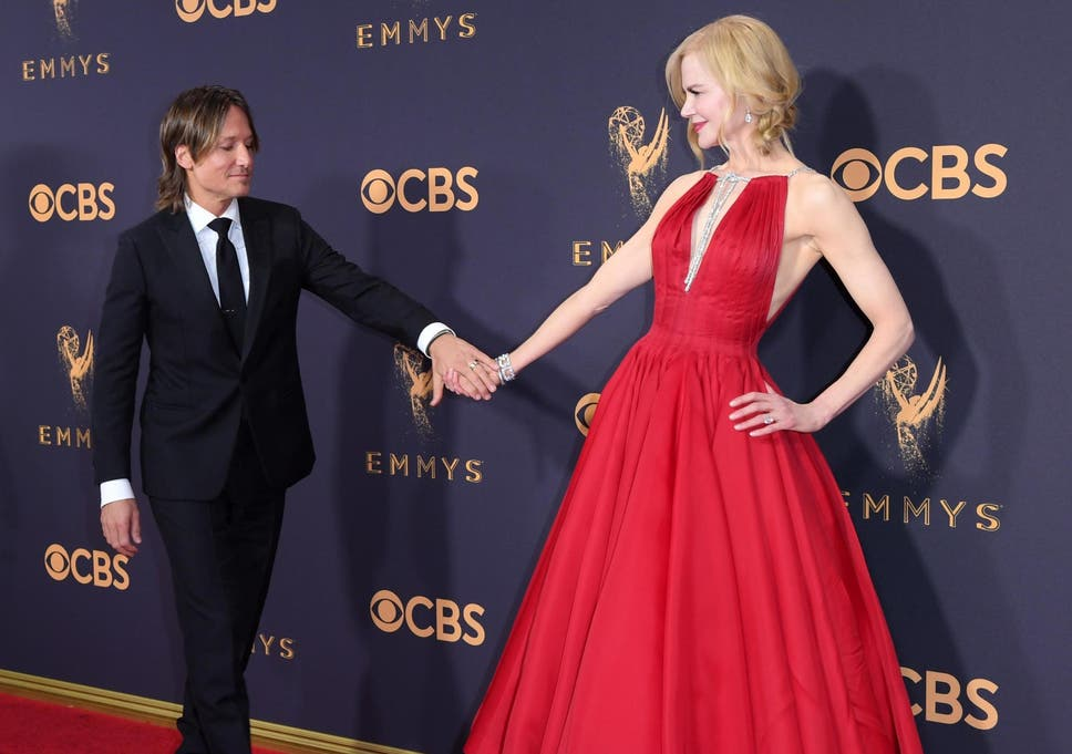 Emmys 2017: Best dressed on the awards red carpet | The Independent