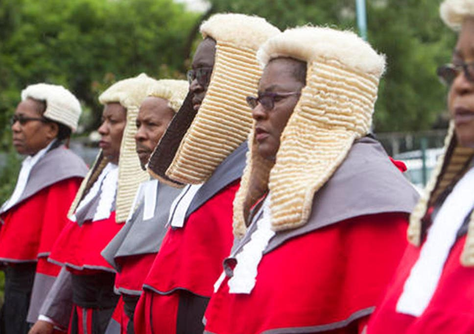 Why African Judges Still Wearing Wigs Is A Glaring Symbol Of British