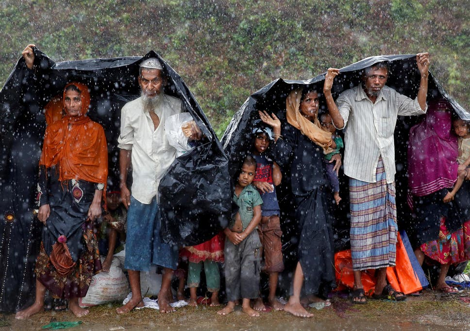 Burma: Buddhists tell Rohingya Muslims 'leave or we will