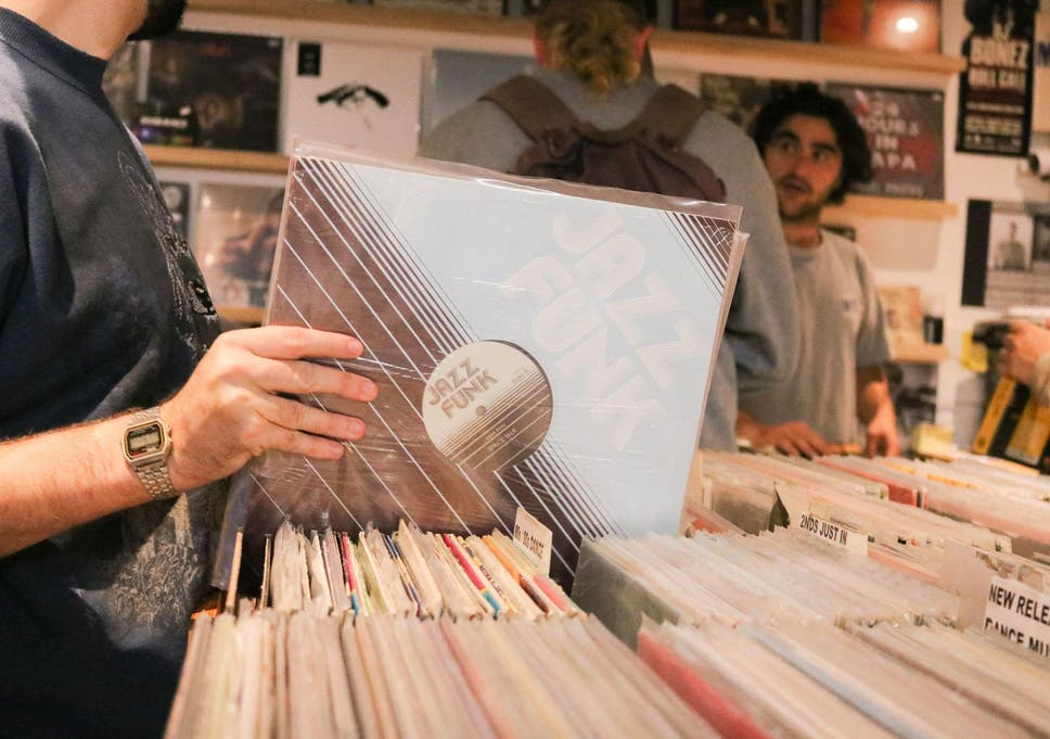 Back in the groove: How vinyl rose from its sickbed to