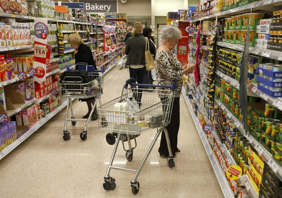 Sales at discount retailers Aldi and Lidl have grown faster than other  supermarkets this summer e5de743bed