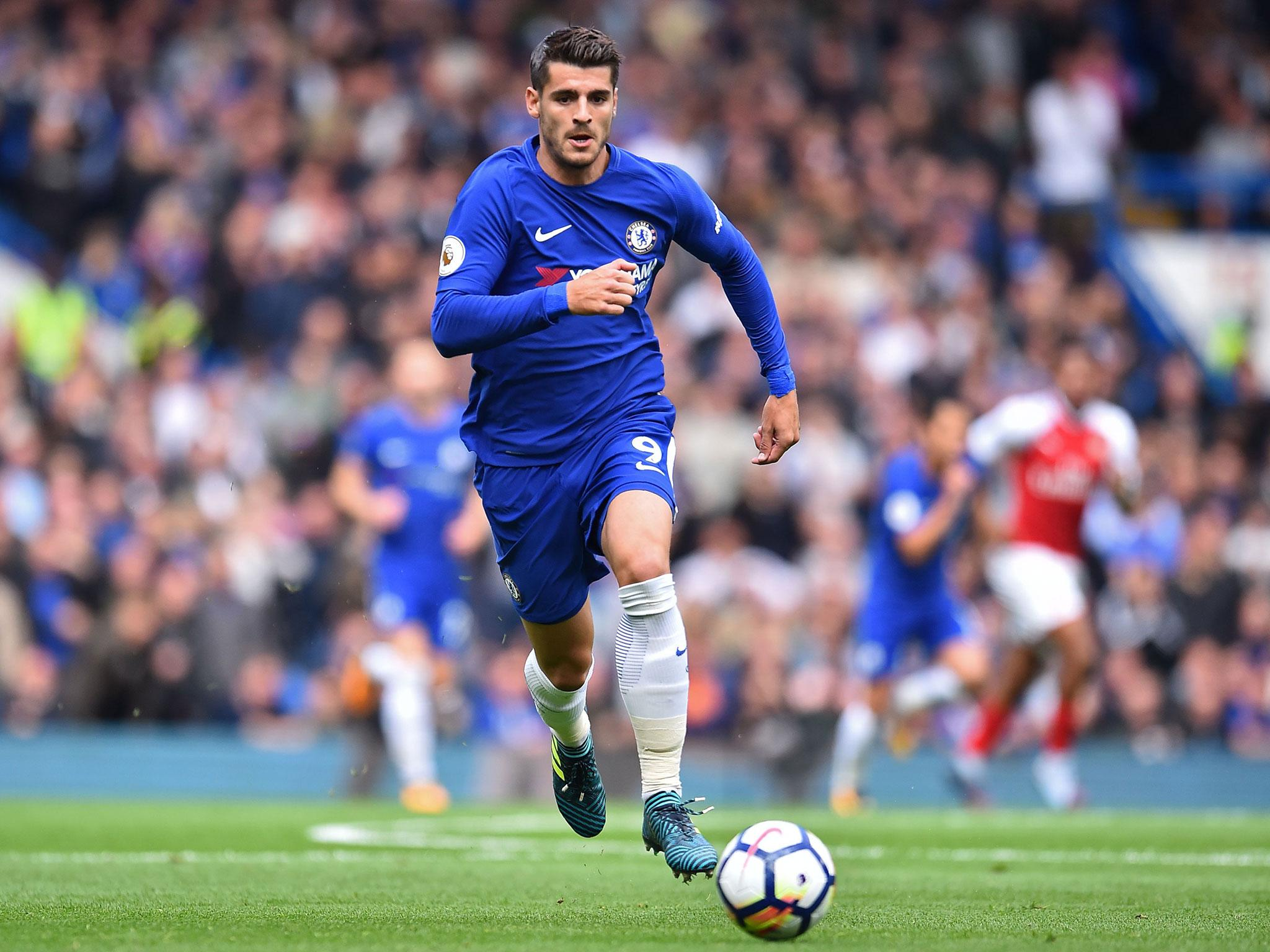 Alvaro Morata is Chelsea s subtle knife but sometimes they need