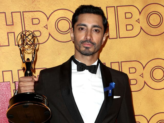 Riz Ahmed is the first man of Asian descent to win an acting Emmy