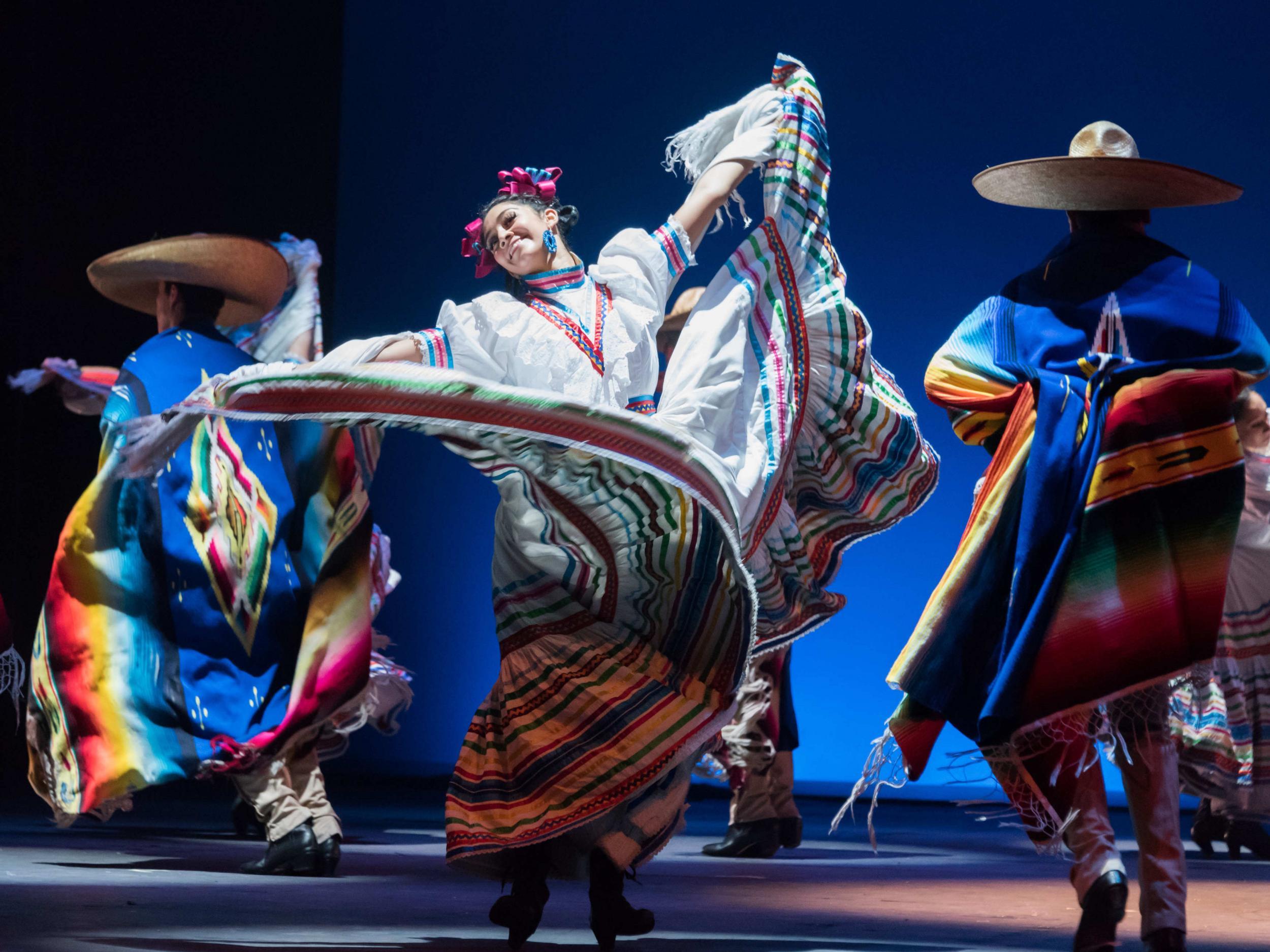 Amalia Hernandez: The choreographer whose spectacular folk ...