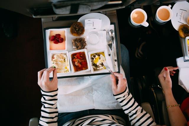 Eurostar is going gourmet with its mezze breakfasts