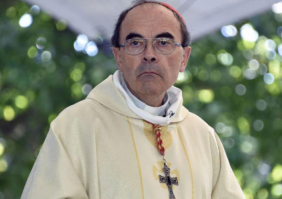 Image result for philippe barbarin cardinal