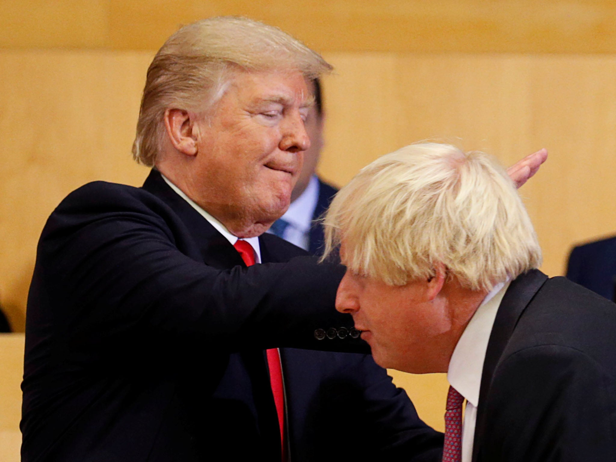 If Boris Johnson follows in the footsteps of Trump's 'loyalty first' politics, we're all doomed