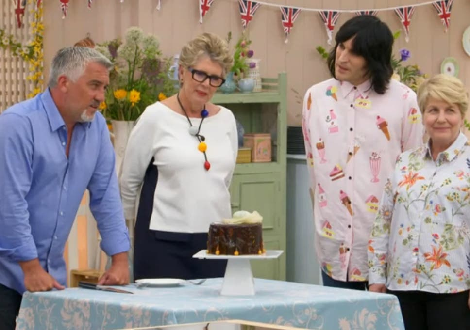 Great British Bake Off Episode 4 Review Noels Shirt Steals The