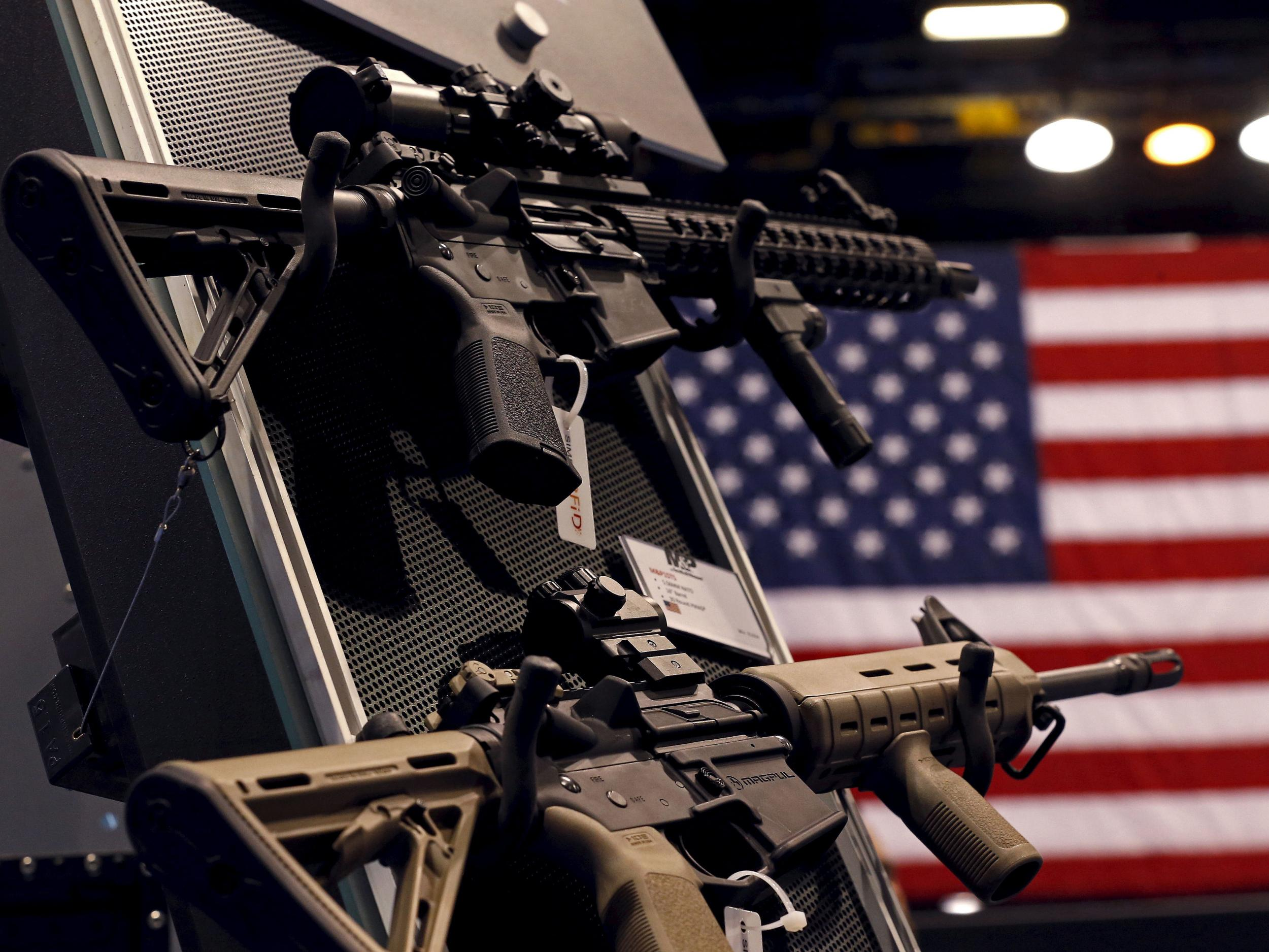 Donald Trump is trying to make it easier for US gun makers to sell firearms abroad