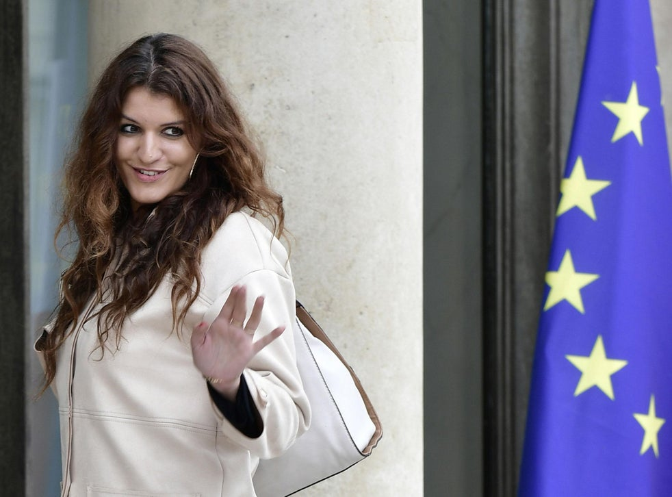 French equality minister Marlène Schiappa: Men should be