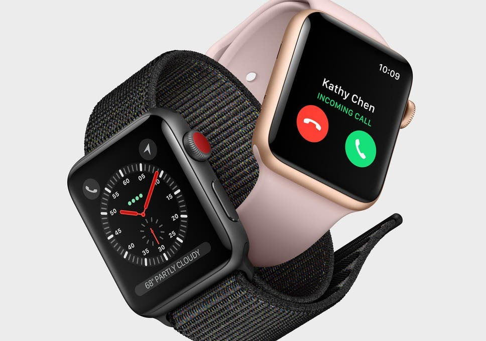 Apple watch 3 rose gold uk