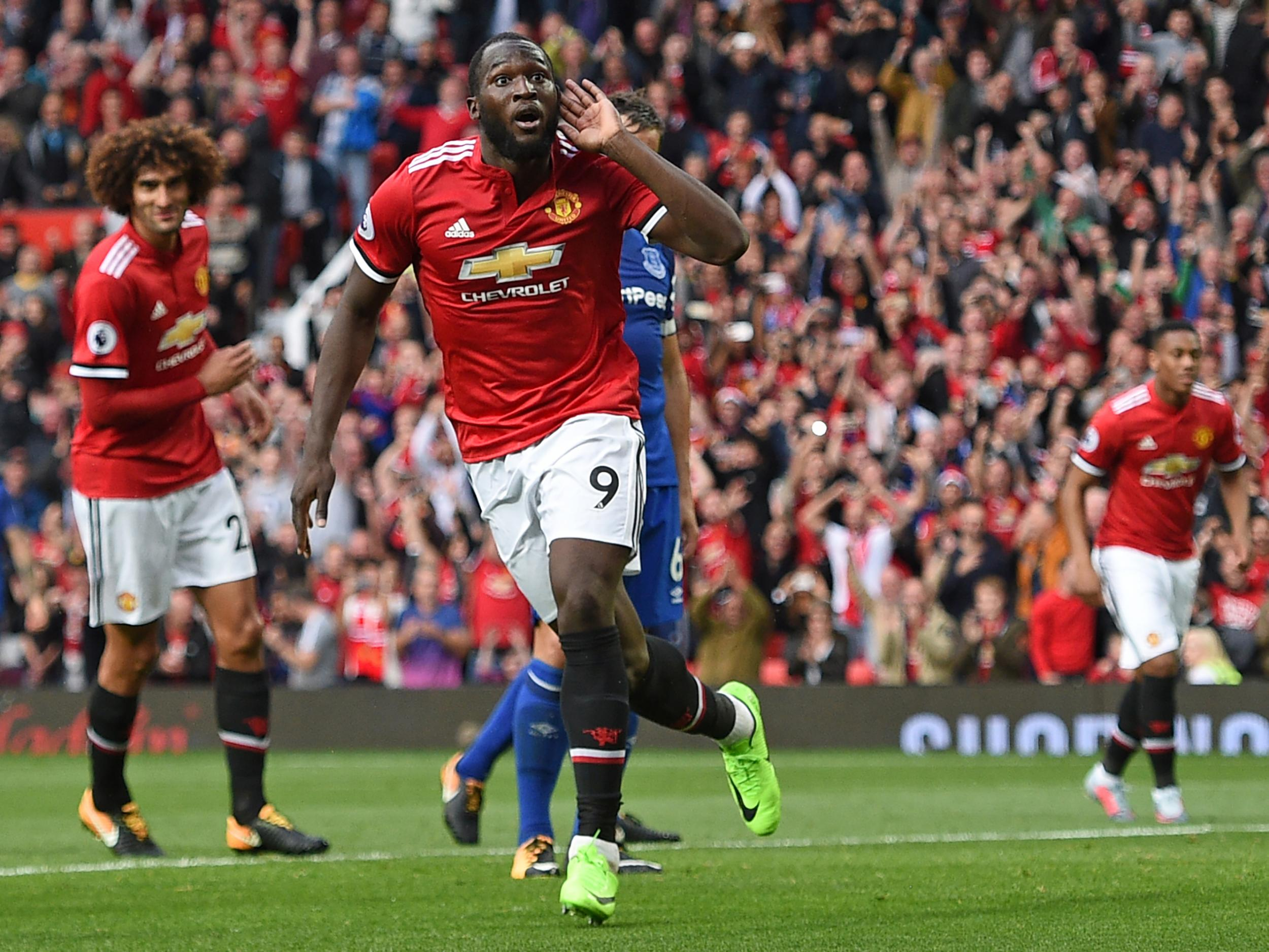 Romelu Lukaku asks Manchester United fans to 'move on' from racist song