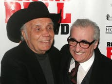 Jake LaMotta: world middleweight boxing champion and 'Raging