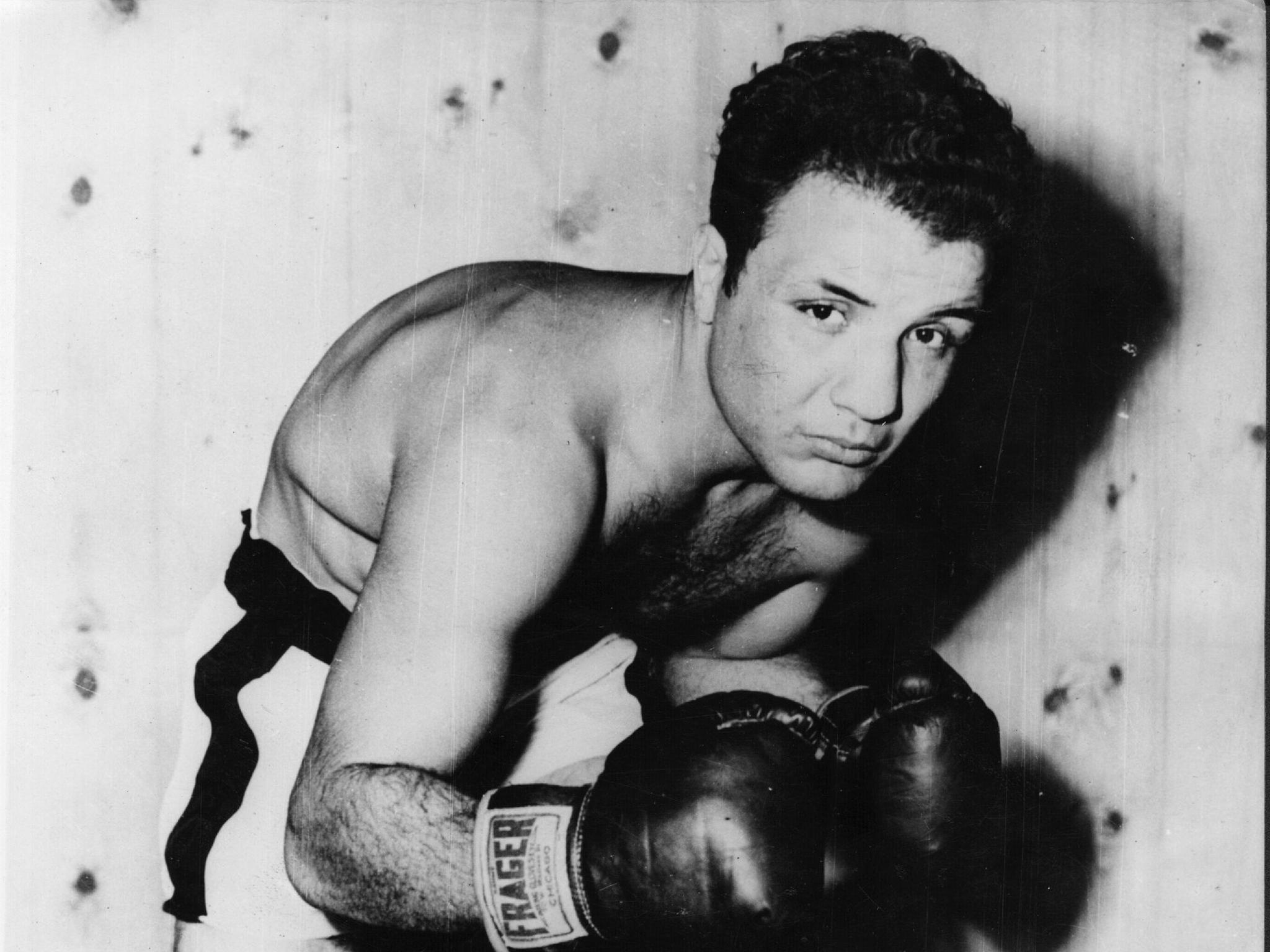 Legendary boxer Jake LaMotta has died