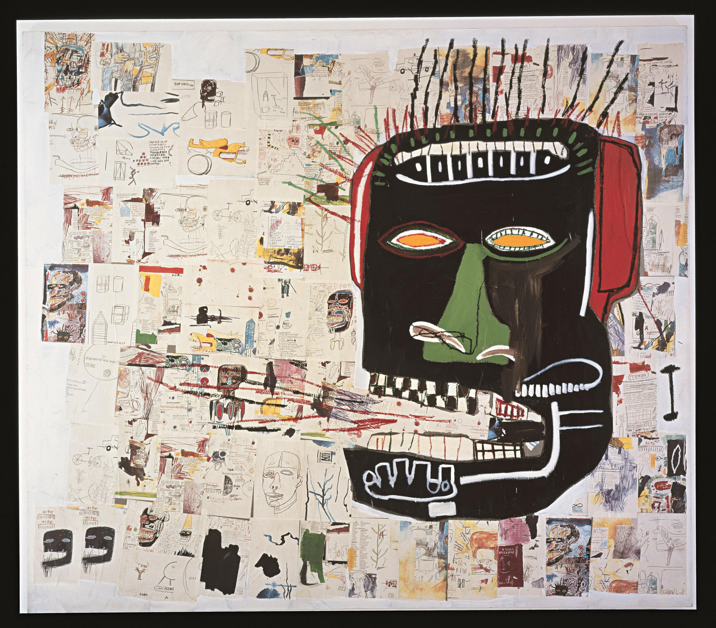 Image result for basquiat music