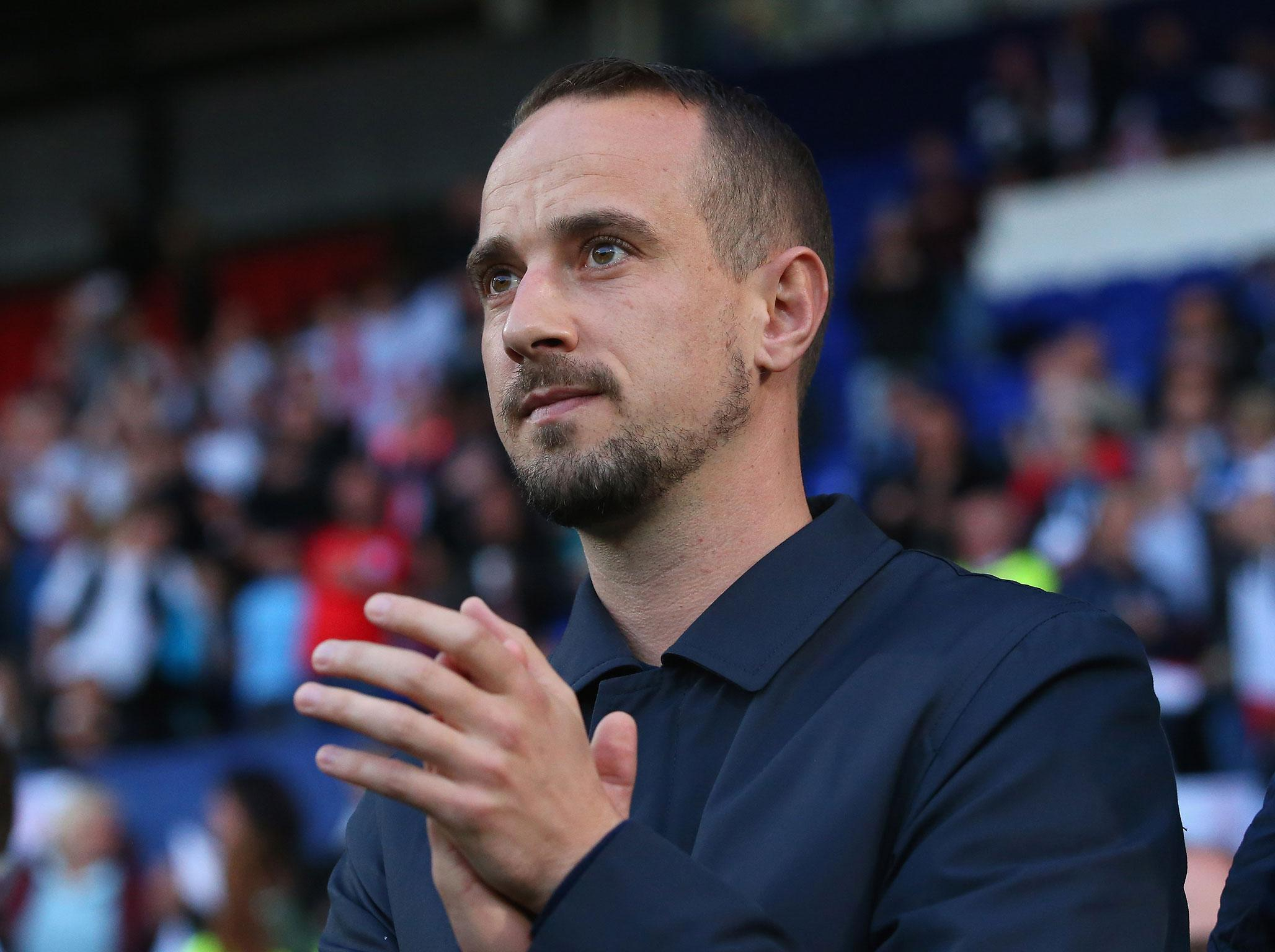 Mark Sampson sacked as England manager by FA after unprofessional relationship with players