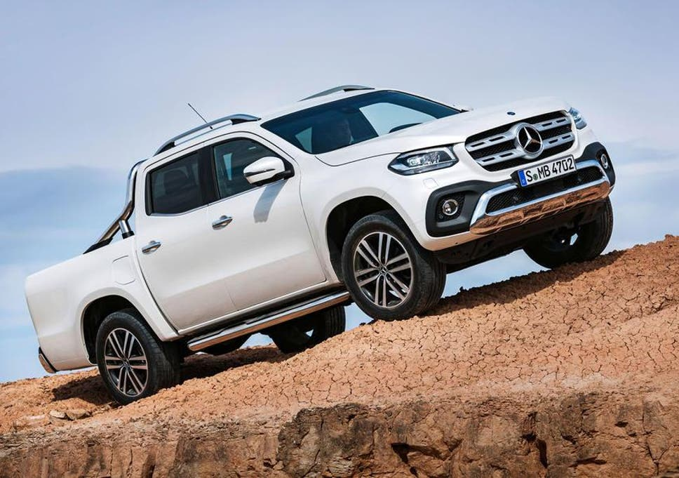 Mercedes to launch a premium pick-up truck   The Independent