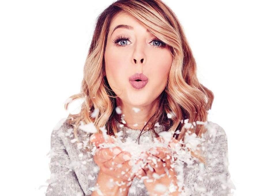 Zoella launches Winter Wonderland collection | The Independent