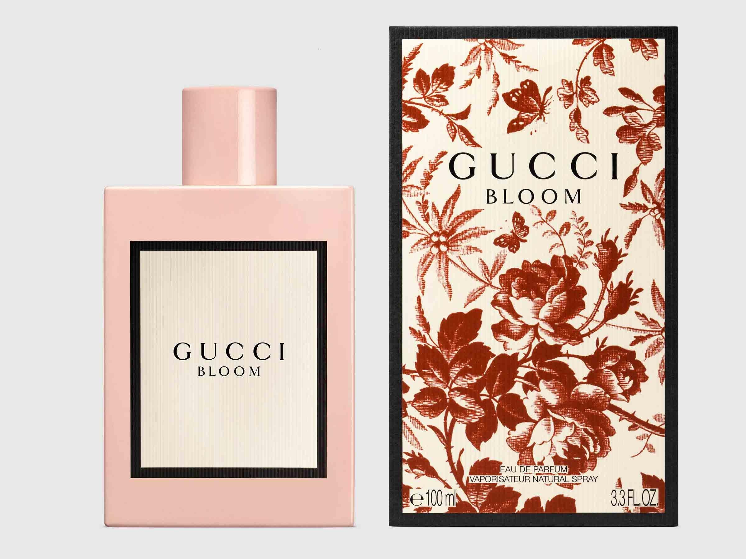 Gucci - a variety of flavors that emphasize individuality