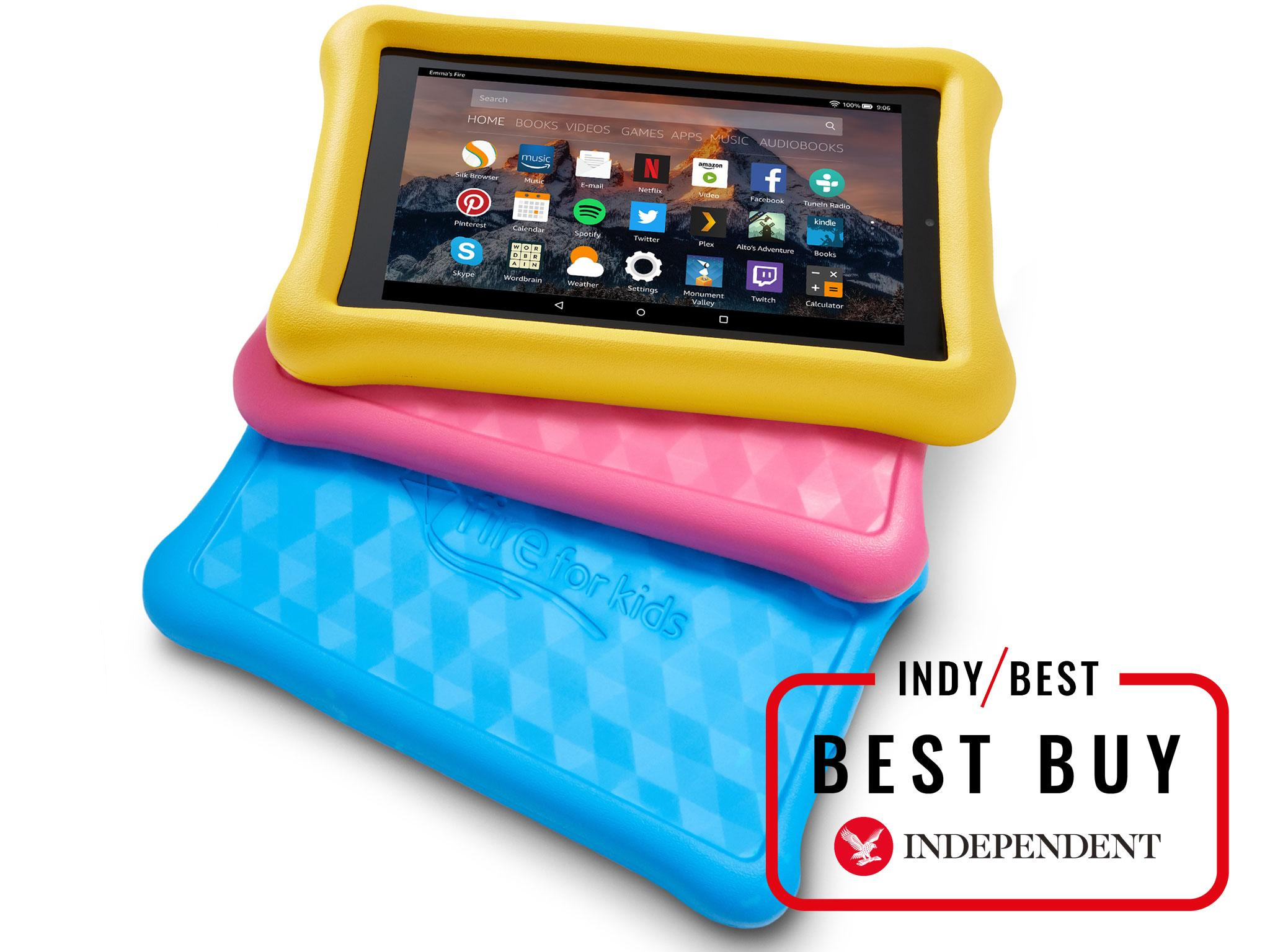 8 Best Kids Tablets