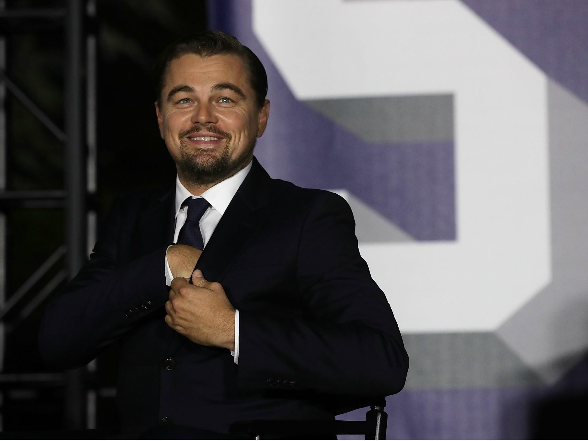 Leonardo DiCaprio Is Donating His Wealth To Save The World recommendations