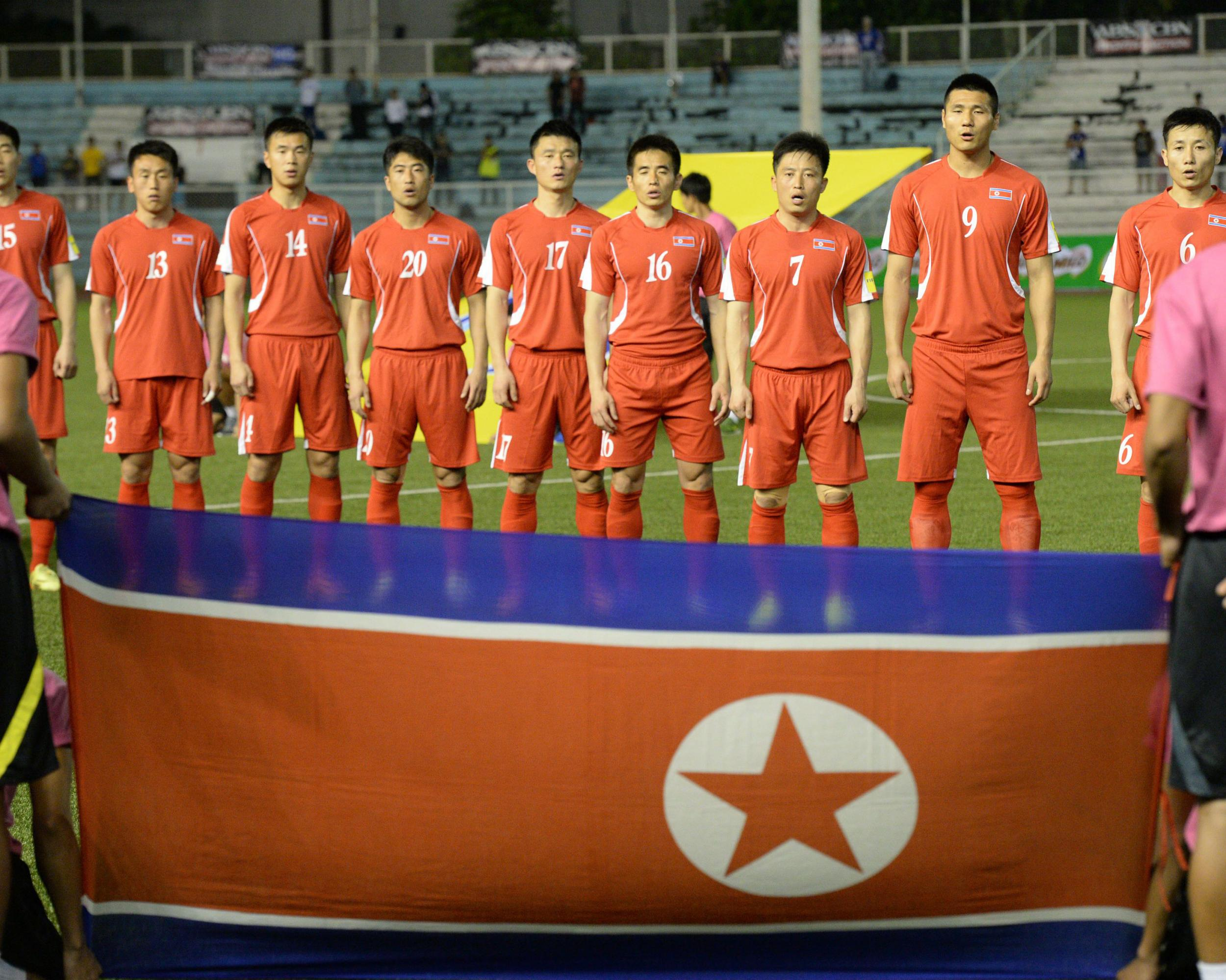 Football in North Korea under Kim Jong-un - an inside look at the beautiful game being played in shadow of nuclear war
