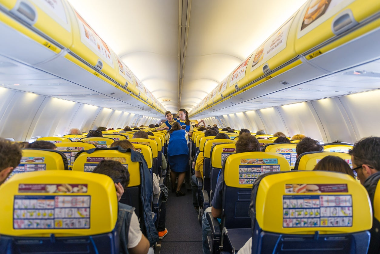 Ryanair cabin crew told to move to Europe for six weeks at their own expense or go without pay