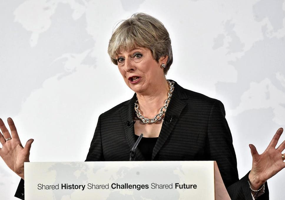 Theresa May Hoped Her Speech In Florence Would Provide Clarity On The UKs Brexit Negotiating Position