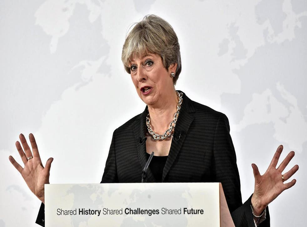 Theresa May hoped her speech in Florence would provide clarity on the UK's negotiating position