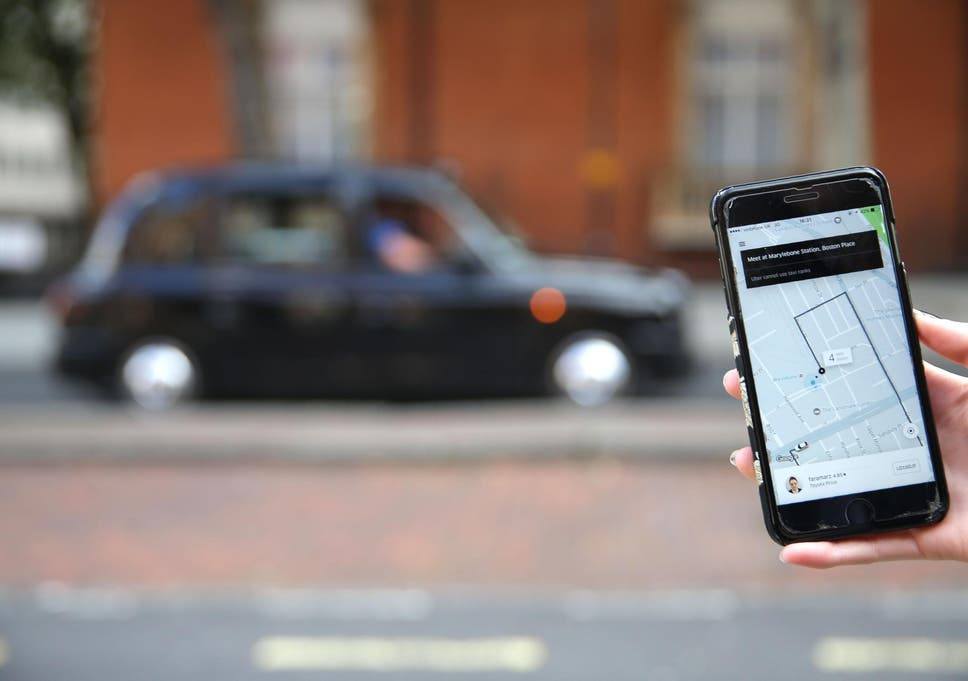 Uber sexism case: London-based female driver issues sex