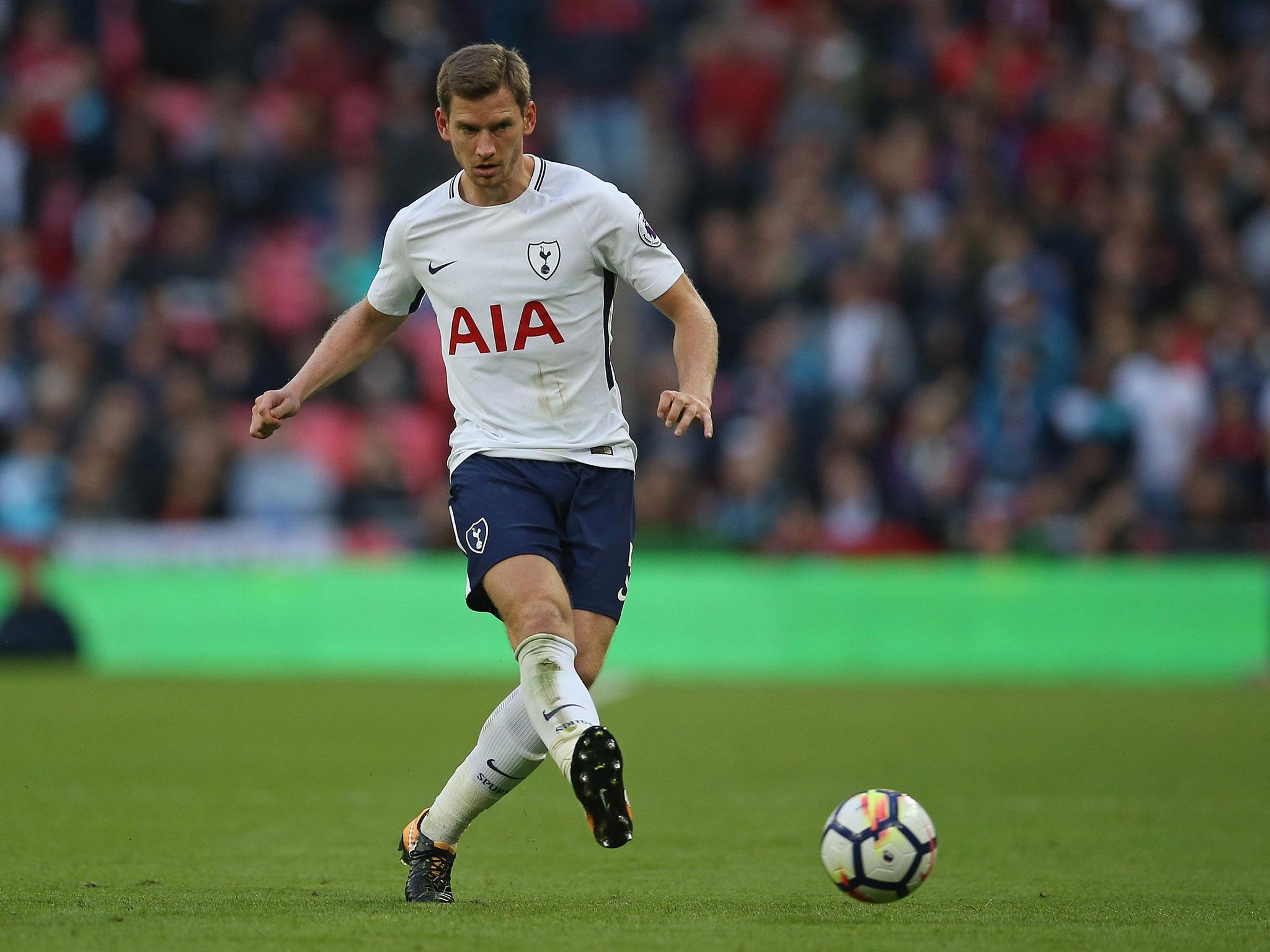 Tottenham s Jan Vertonghen not afraid of facing up against Andy