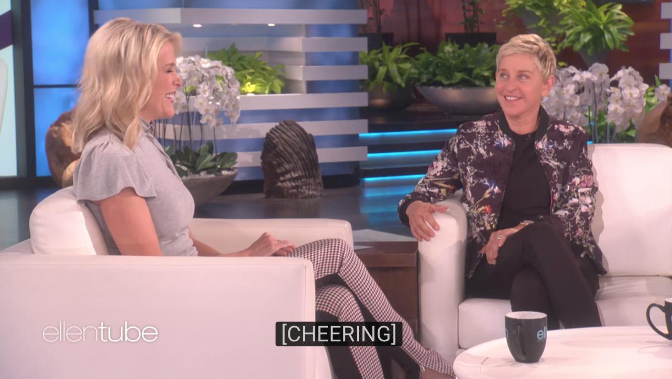 Ellen DeGeneres says she would not have 'dangerous' Donald Trump on her show