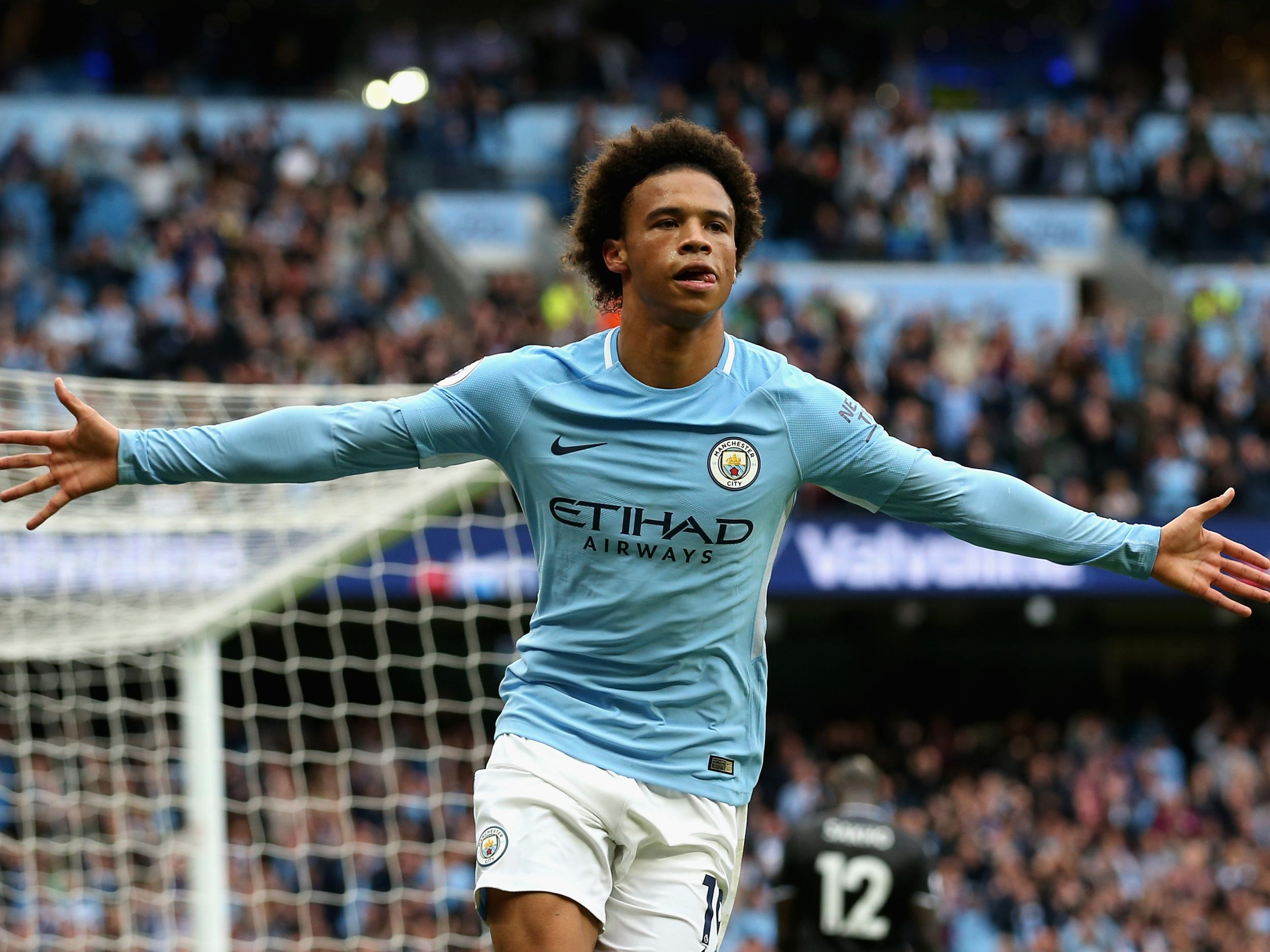 Pep Guardiola Leroy Sane did not deserve to start for Manchester