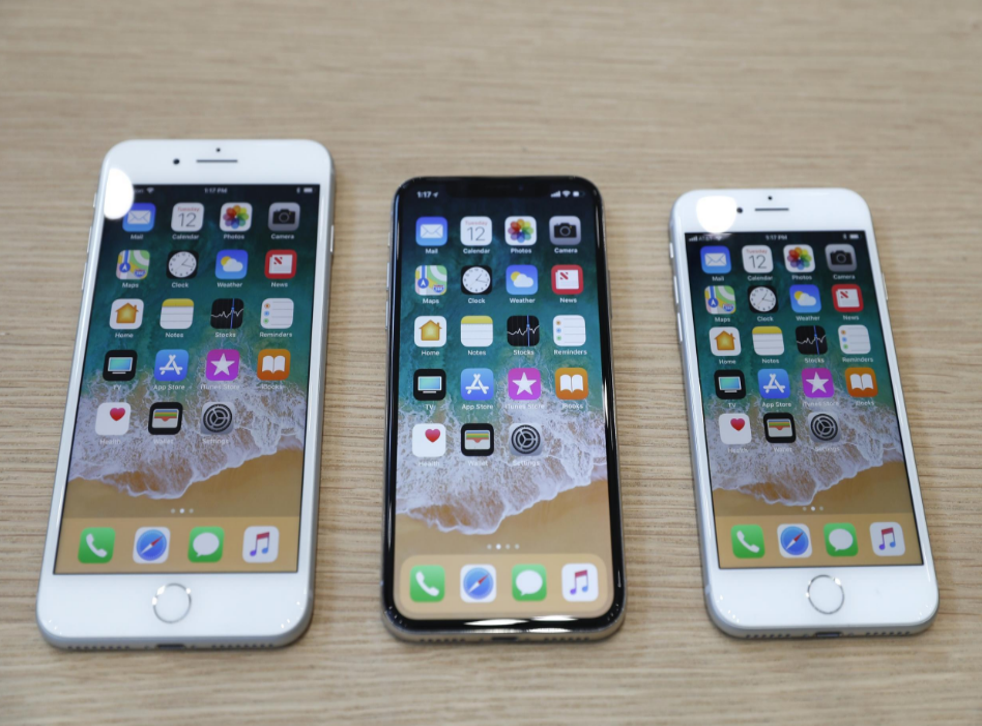 Apple released the iPhone 8, the iPhone 8 Plus and the high-end iPhone X this month.