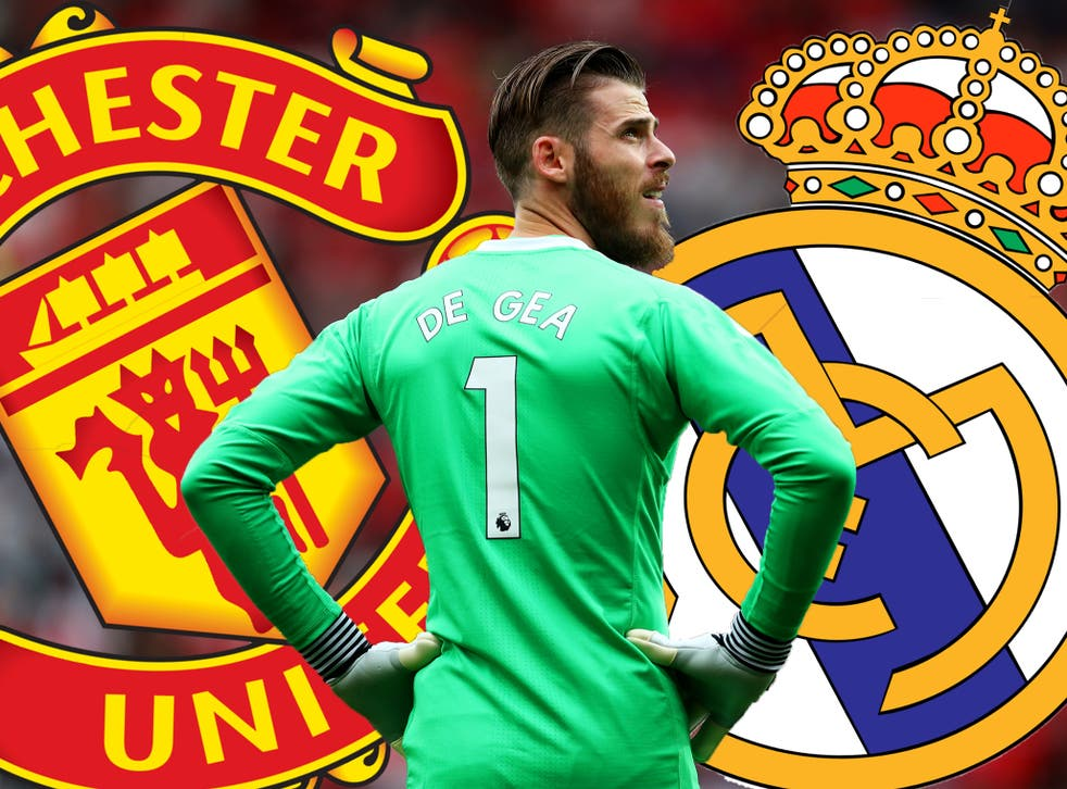 Manchester United are confident of keeping De Gea
