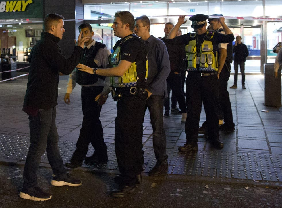Six innocent people were injured in the latest mass acid attack on Saturday, in Stratford, east London