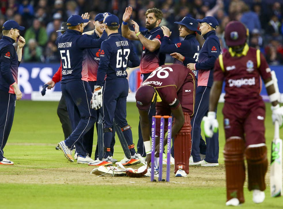 England recovered from a perilous position to beat the West Indies