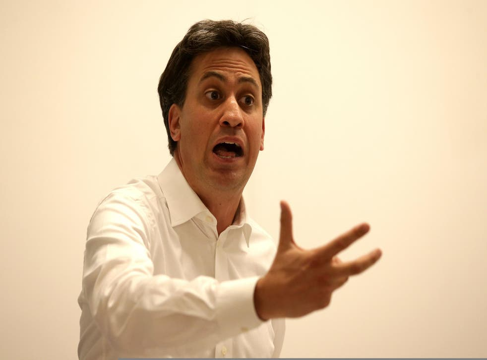 <p>Ed Miliband says carbon-neutral steelmaking is within reach, with proper investment </p>